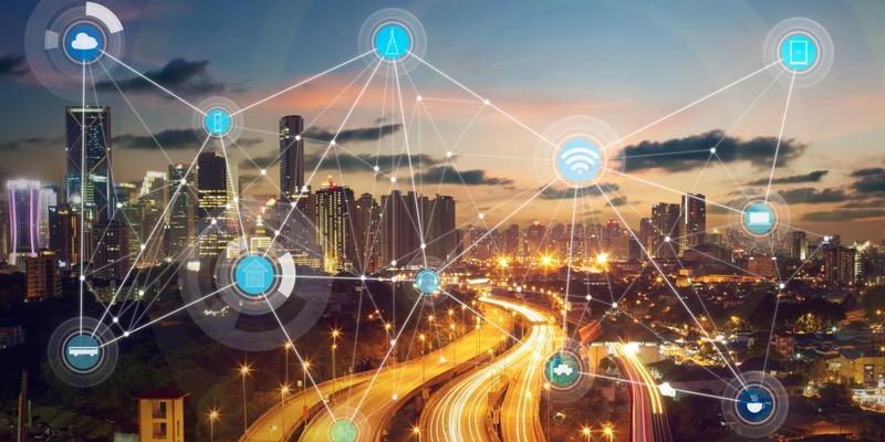 Webconférence sur la Smart city et les réseaux IoT