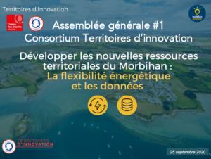 Assemblée générale du Consortium Territoires d'Innovation