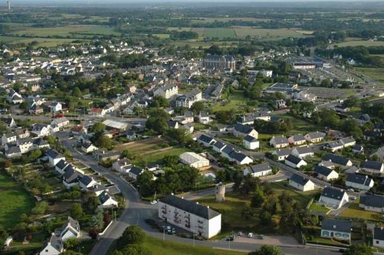 You are currently viewing Ville d'Herbignac