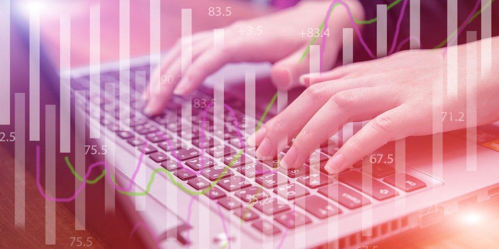 ordinateur internet finance